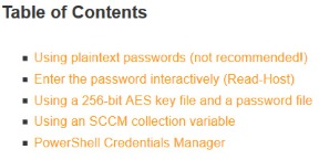 Encrypting passwords in a PowerShell script - Featured image