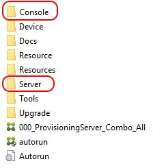 Citrix Provisioning Server unattended installation with PowerShell and SCCM - Source files