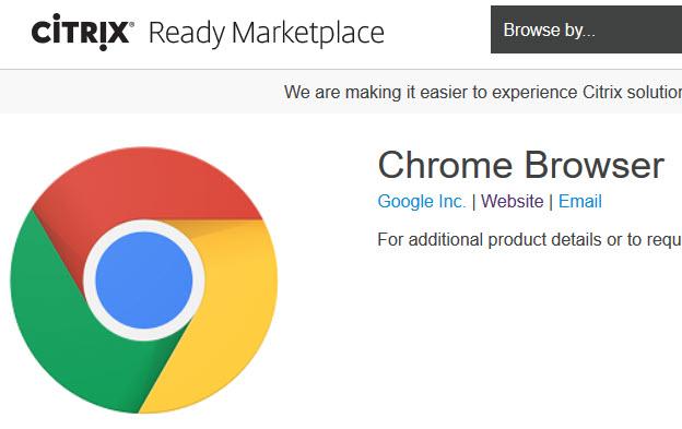 Google Chrome on Citrix Deep-Dive - Chrome Citrix Ready