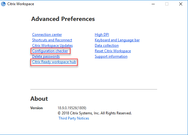 Citrix Workspace App unattended installation with PowerShell - Advanced Preferences