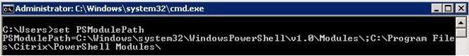 PowerShell fundamentals: environment variable PSModulePath