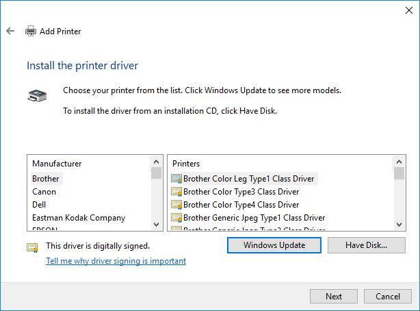 Printer Drivers Installation and Troubleshooting Guide