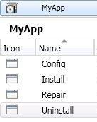 SCCM Fundamentals - MyApp programs