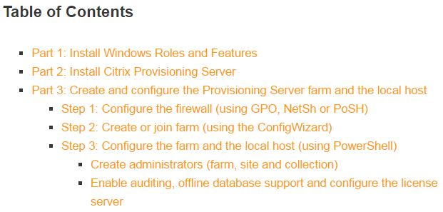 Citrix Provisioning Server unattended installation - Dennis Span