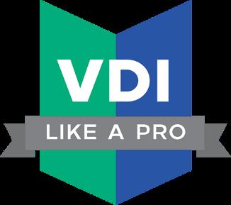 VDI like a Pro - results 2019