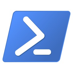 PowerShell function library - PowerShell 5.0 logo