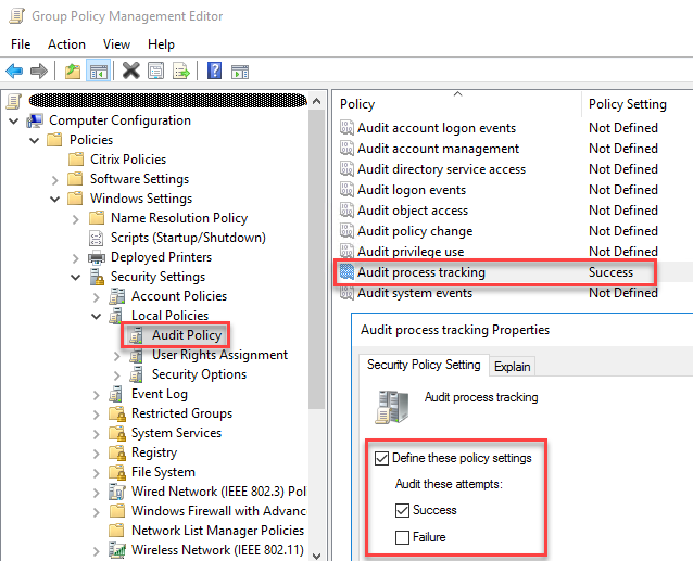 Enabling logon duration drill-down in Citrix Director