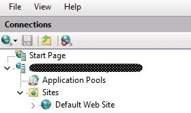 Configuring multiple URLs on a single-site StoreFront deployment - Single IIS site
